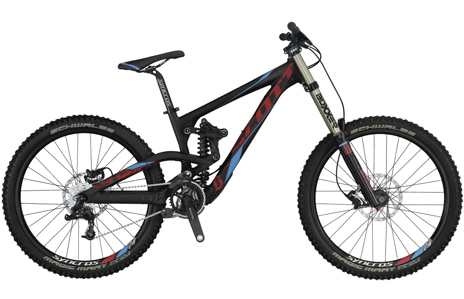 2014 Scott Gambler 30 Bike Reviews Comparisons Specs