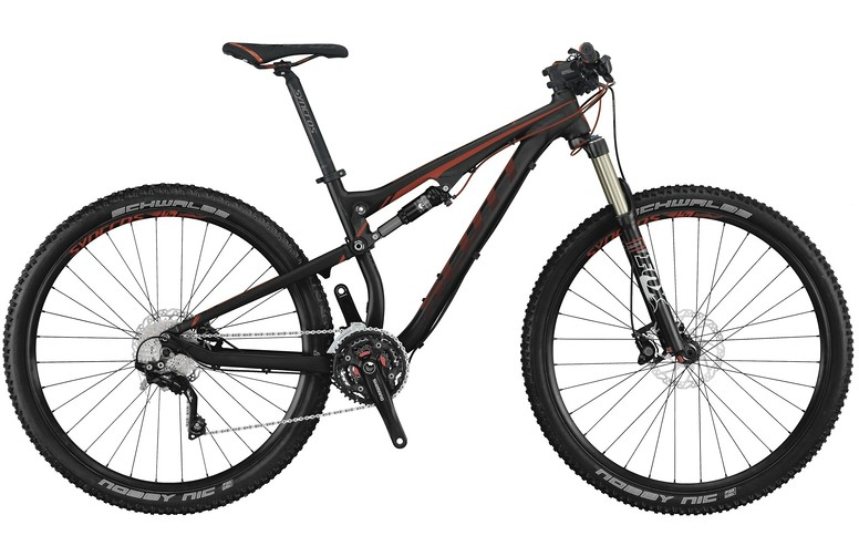 2014 Scott Genius 940 Bike SCOTT Genius 940 Bike