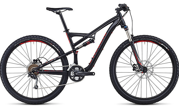 2014 Specialized Camber 29 Bike 2014 Specialized Camber 29 Bike