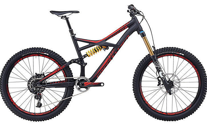 2014 Specialized Enduro Expert EVO Bike Bike - Specialized Enduro Expert EVO