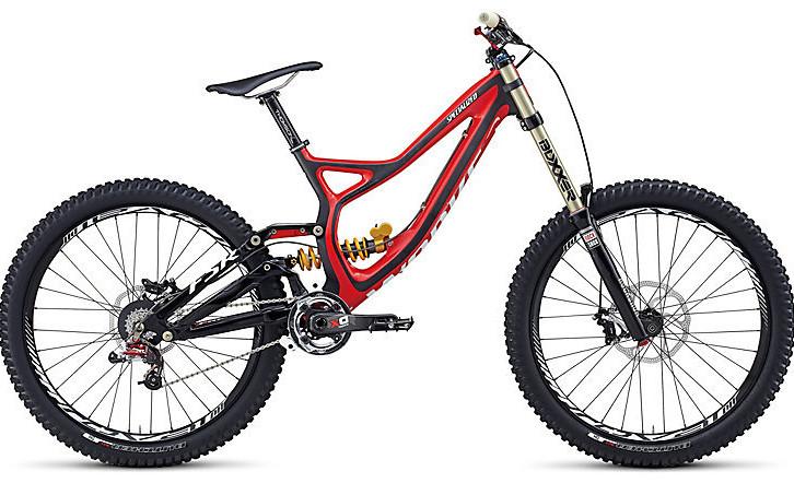 2014 Specialized S-Works Demo 8 Bike Specialized S-Works Demo 8
