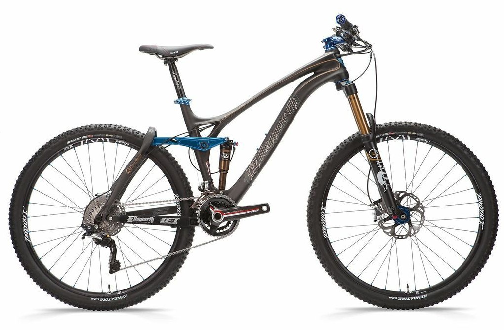 2014 Ellsworth Epiphany C XC 275 with Shimano XT  Ellsworth Epiphany C XC 275 Bike