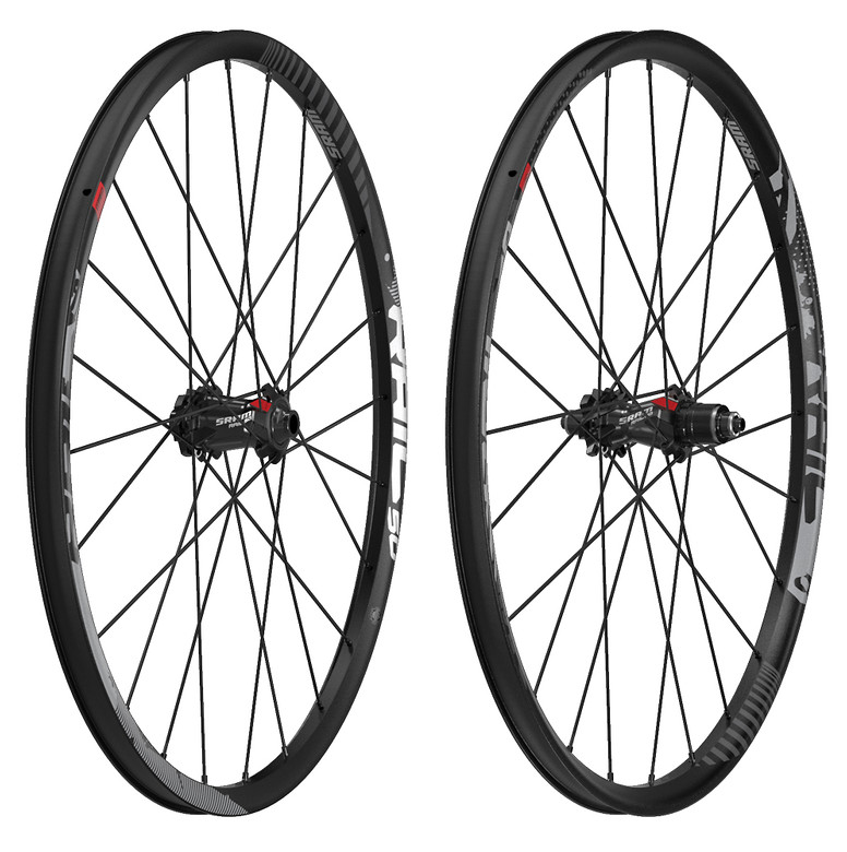 SRAM Rail 50 Wheelset SRAM RAIL 50 Wheels