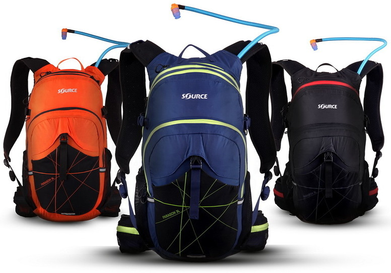 Source Paragon 25L Hydration Pack Paragon - all