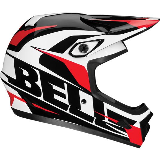 Bell Transfer-9 Full Face Helmet transfer9_blkwhtredelemnt