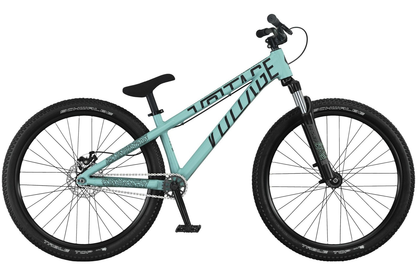 2014 Scott Voltage YZ 0.2 Bike SCOTT Voltage YZ 0.2 Bike