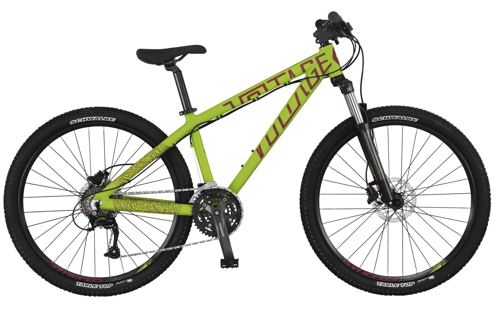 2014 Scott Voltage YZ 10 Bike SCOTT Voltage YZ 10 Bike