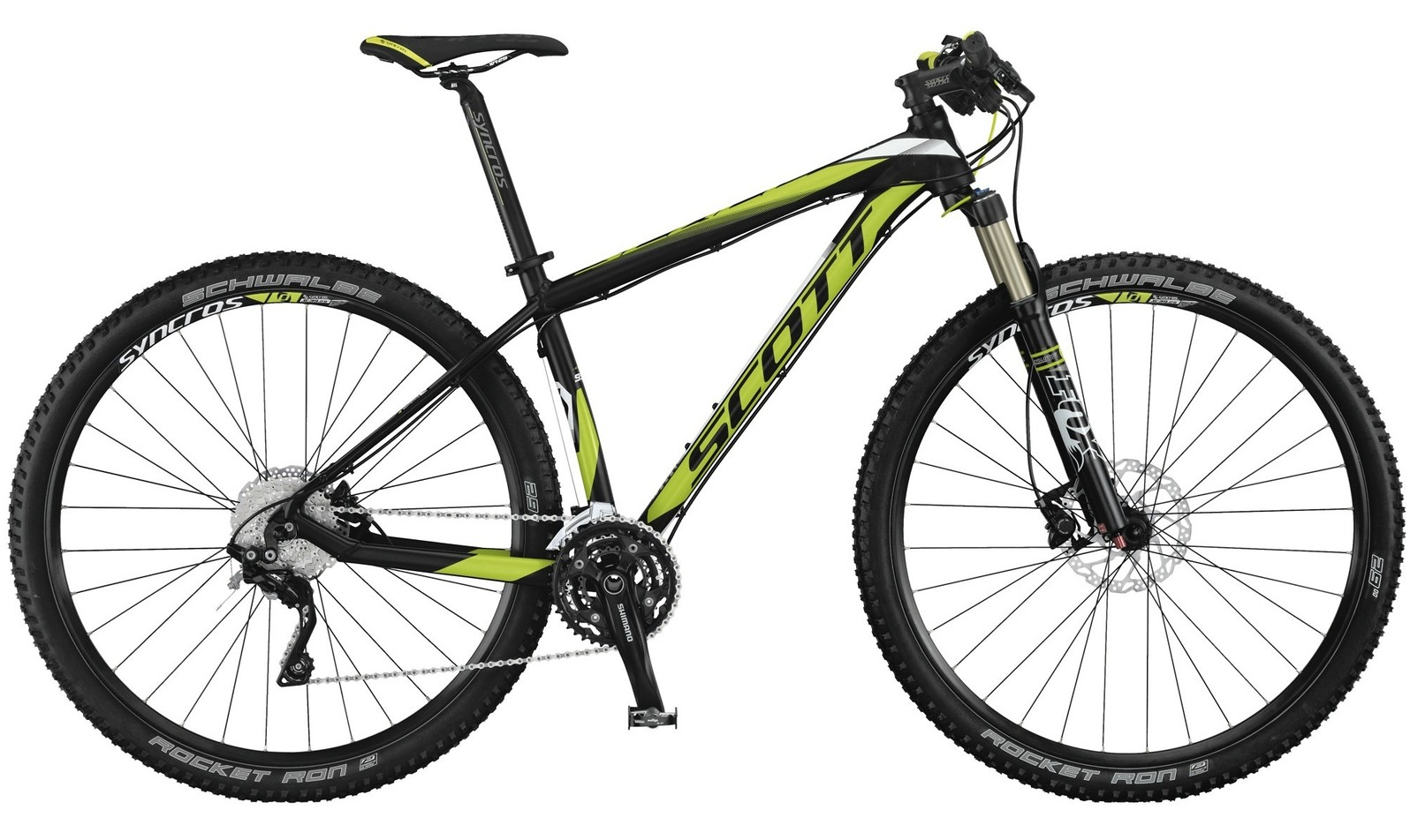 2014 Scott Scale 950 Bike Scale 950