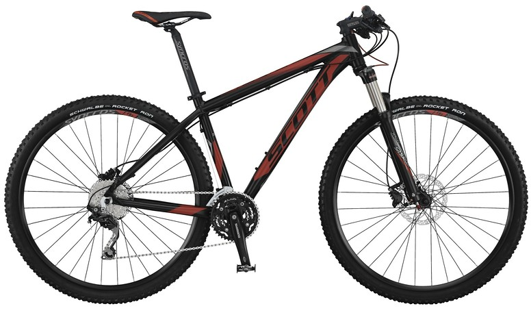 2014 Scott Scale 970 Bike SCOTT Scale 970 Bike