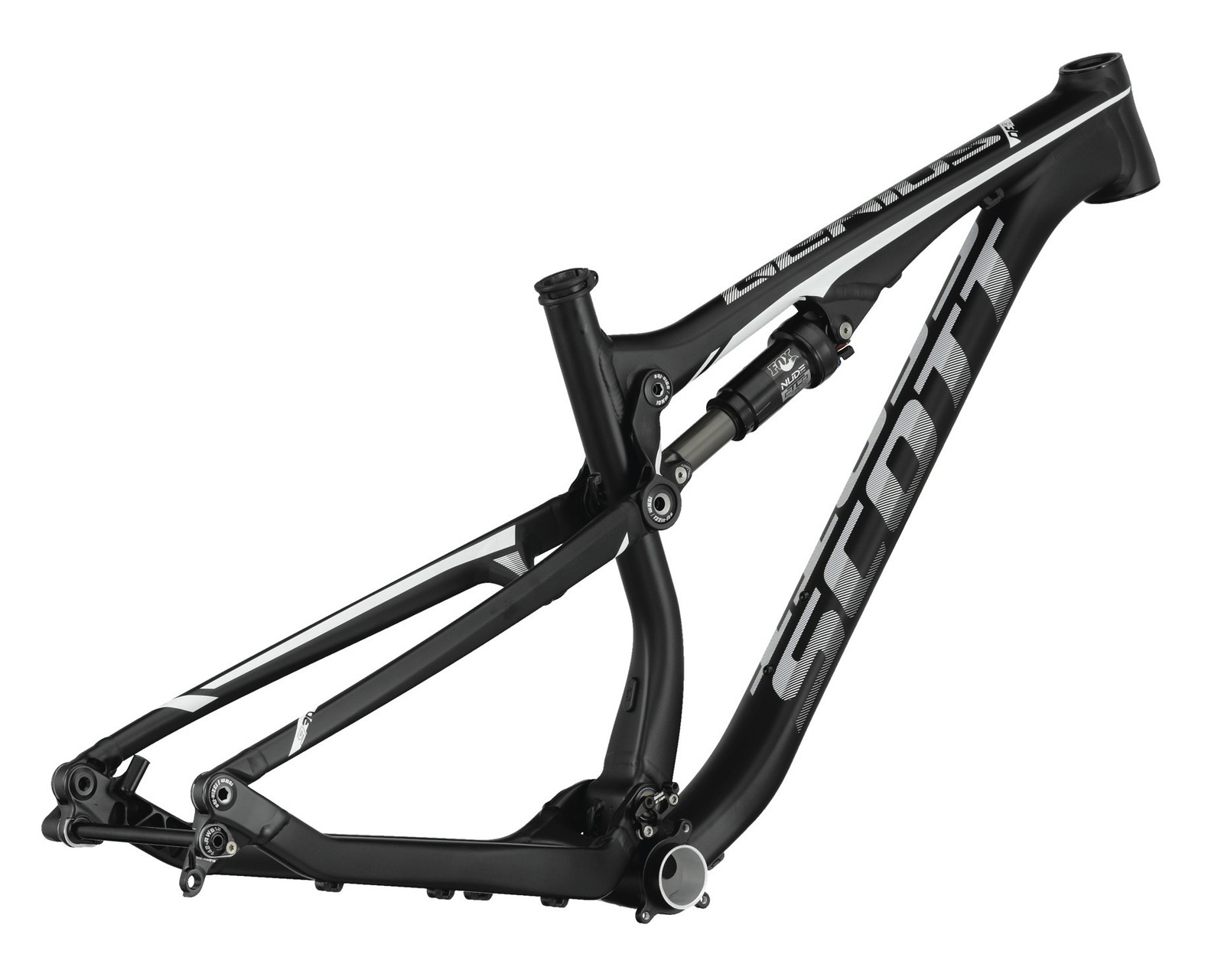 Scott Genius 930 Frame Reviews Comparisons Specs Mountain
