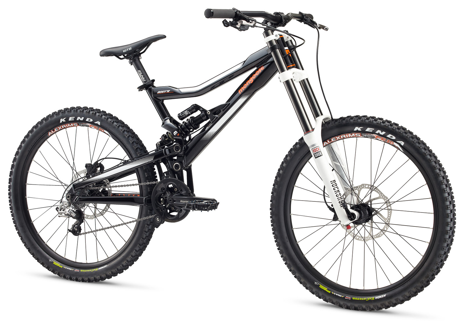 2014 Mongoose Boot'r Bike bike - 2014 Mongoose Boot'r