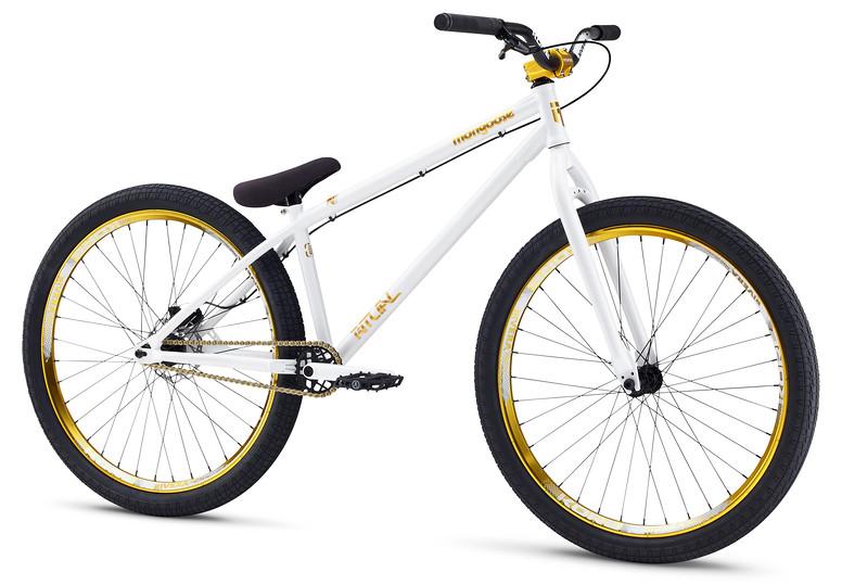 2014 Mongoose Ritual Street Bike Bike - 2014 Mongoose Ritual Street