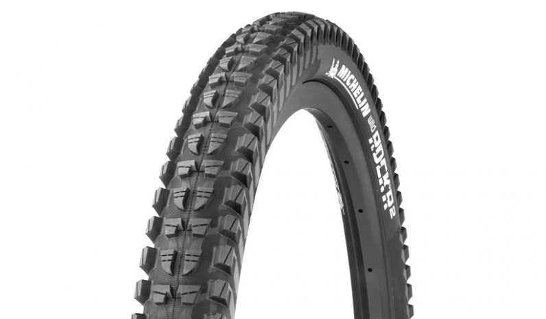 Michelin Wild Rock'R2 Advanced Reinforced Tire Michelin Wild Rock'R Advanced Tubeless Reinforced Tire