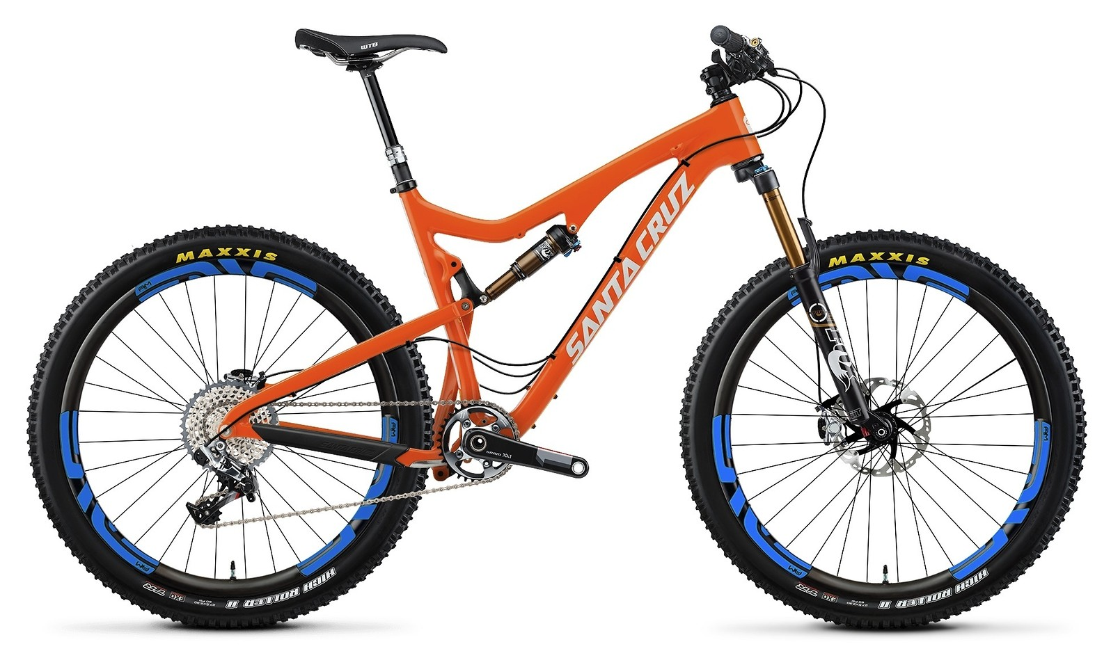 2014 Santa Cruz 5010 Carbon XX1 AM 27.5 with ENVE Wheels  2014 Santa Cruz 5010 Carbon XX1 AM 27.5 with ENVE Wheels