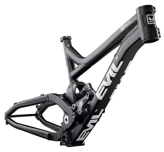 Evil Bikes Revolt Frame evil-revolt_black