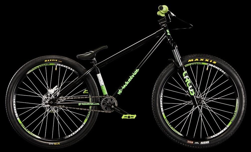 YT First Love Bike bike - 2014 YT First Love