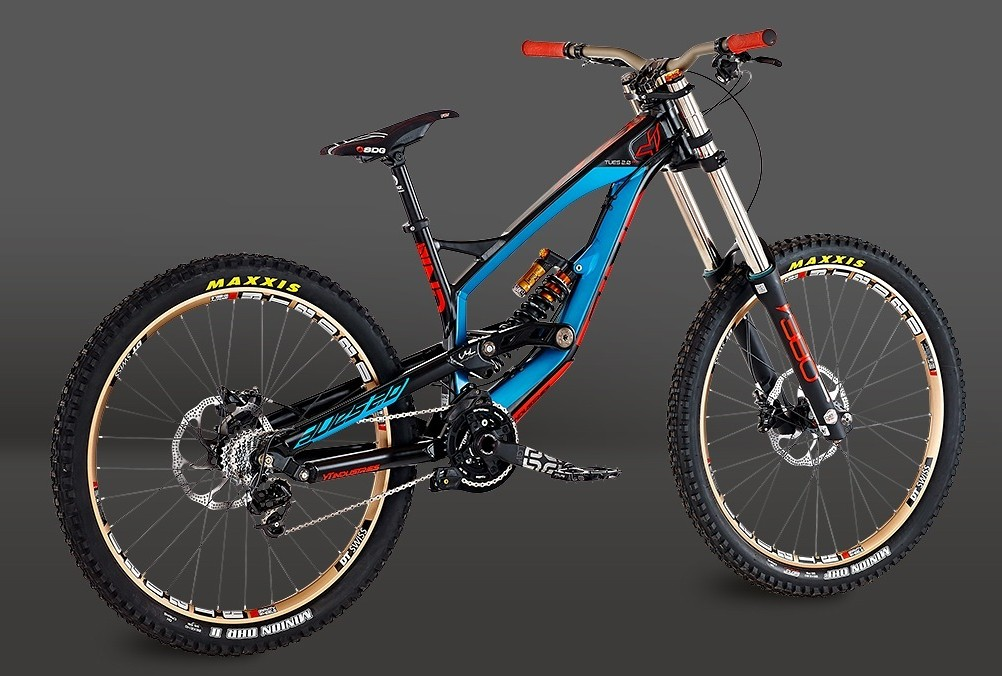 2014 YT Tues 2.0 Pro Bike - Reviews, Comparisons, Specs ...