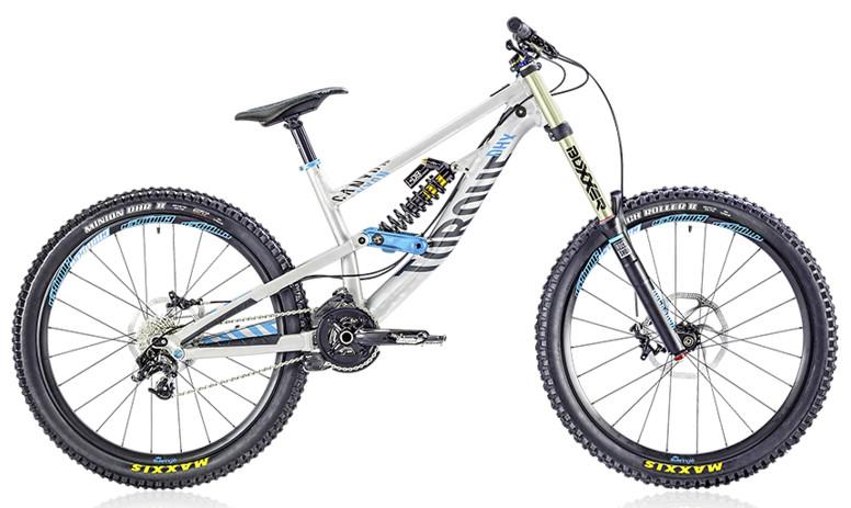 2014 canyon torque dhx rockzone bike - reviews  comparisons  specs - mountain bikes