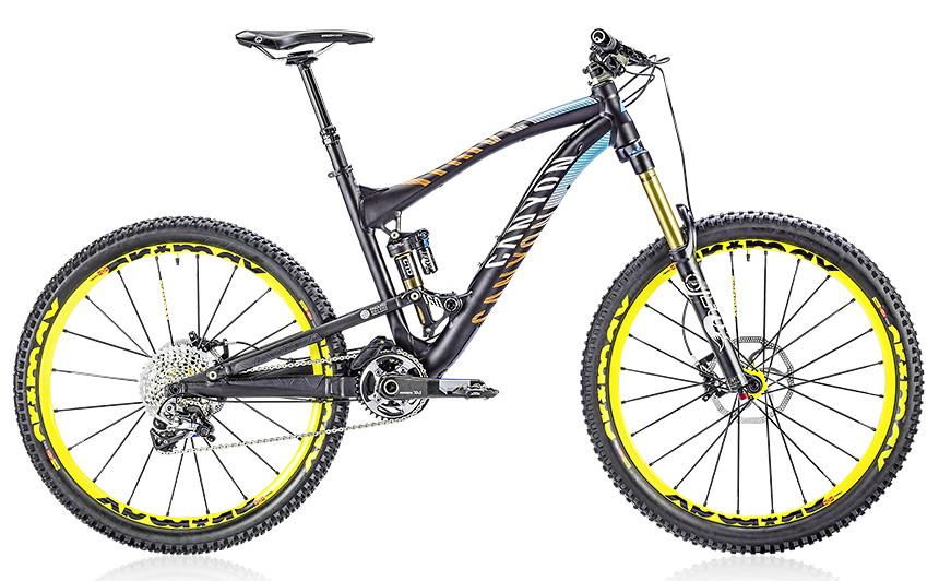 Continental Bike Tires >> 2014 Canyon Strive AL 9.0 Team Bike - Reviews, Comparisons, Specs - Mountain Bikes - Vital MTB