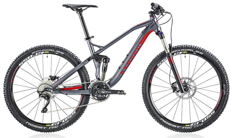 2014 canyon nerve al 6 0 bike - reviews  comparisons  specs - mountain bikes
