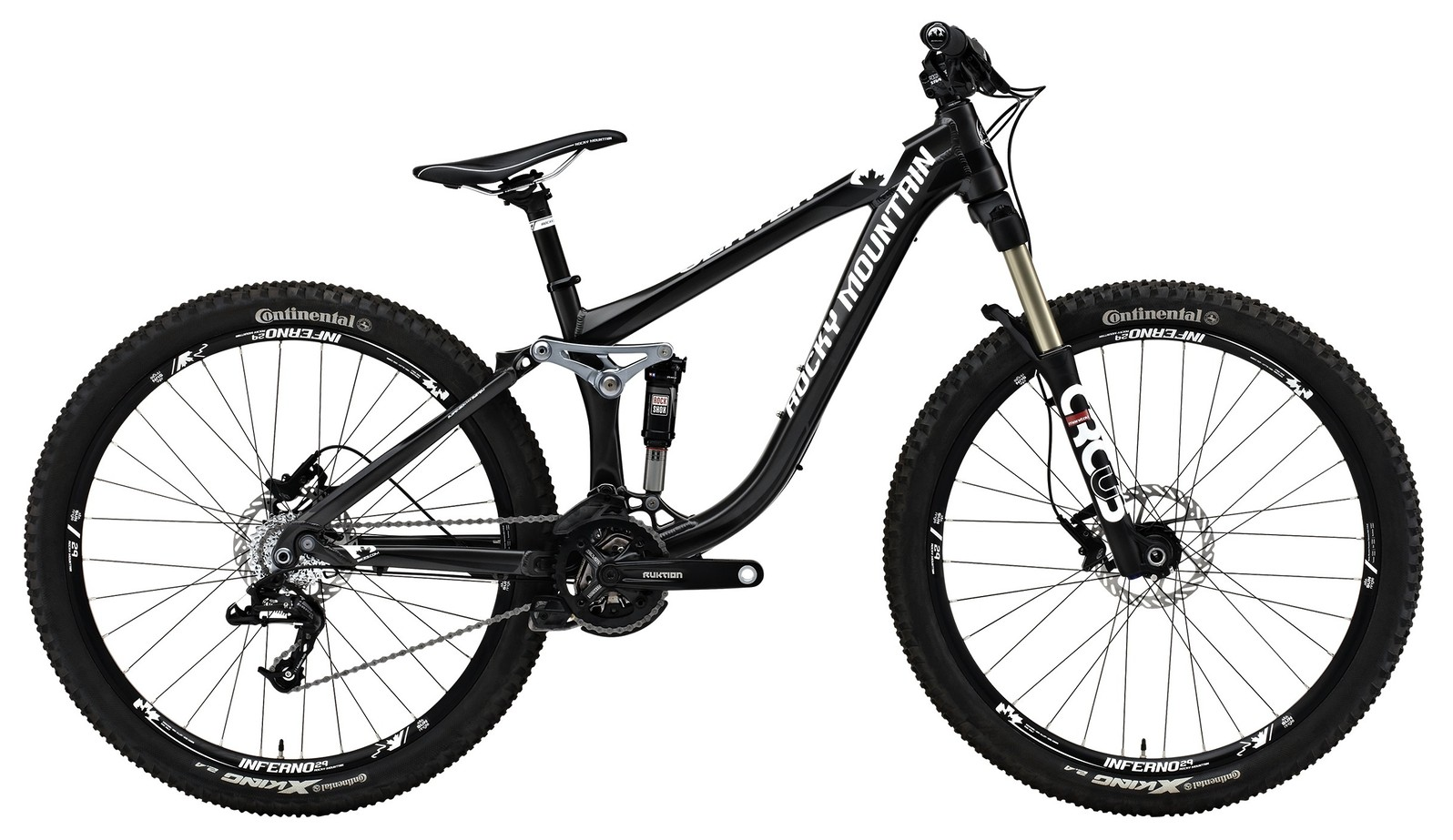 2014 Rocky Mountain Slayer SS Bike bike - 2014 Rocky Mountain Slayer SS