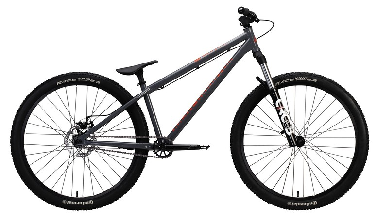 2014 Rocky Mountain Flow DJ Bike bike - 2014 Rocky Mountain Flow DJ