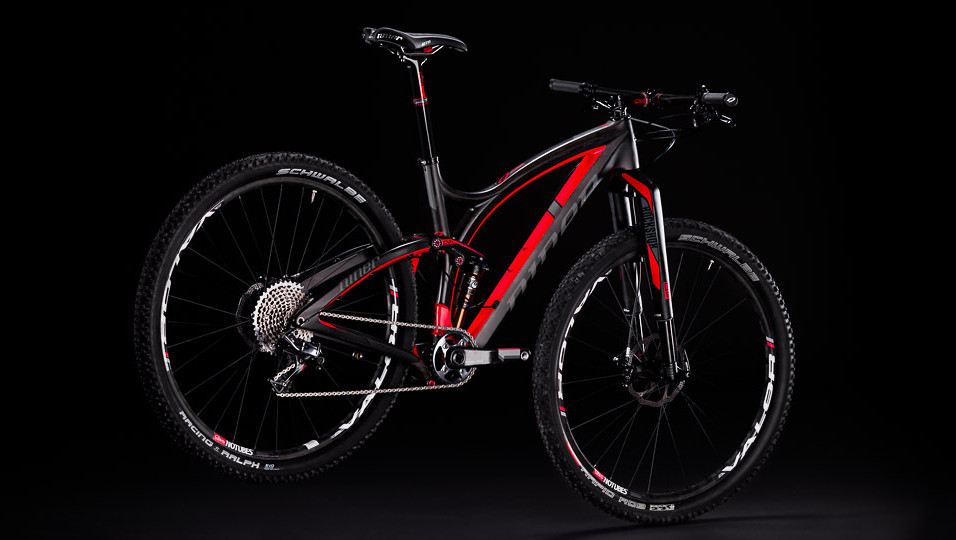 2015 Niner JET 9 RDO Limited Edition  JET 9 RDO LIMITED EDITION - XX1 RS1