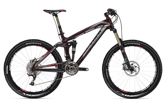 2011 Trek Remedy 9.9 Bike remedy99_red