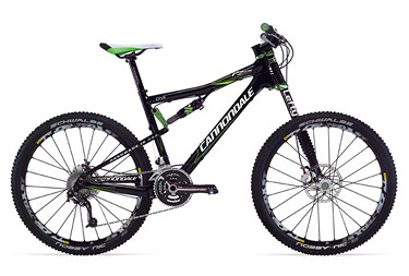 2010 Cannondale RZ140 Carbon 1 Full Suspension Bike velo_1337