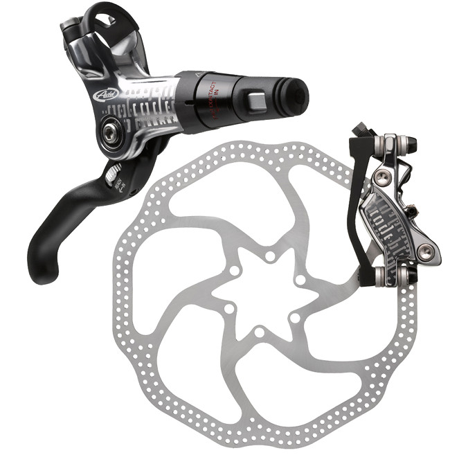 Avid Code Hydraulic Disc Brake Set Avid Code Disc Brakes