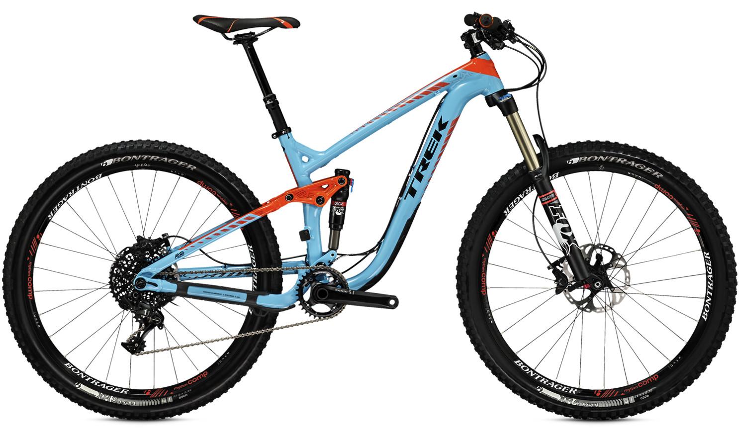 2015 trek remedy 9 27 5 bike reviews comparisons specs. Black Bedroom Furniture Sets. Home Design Ideas