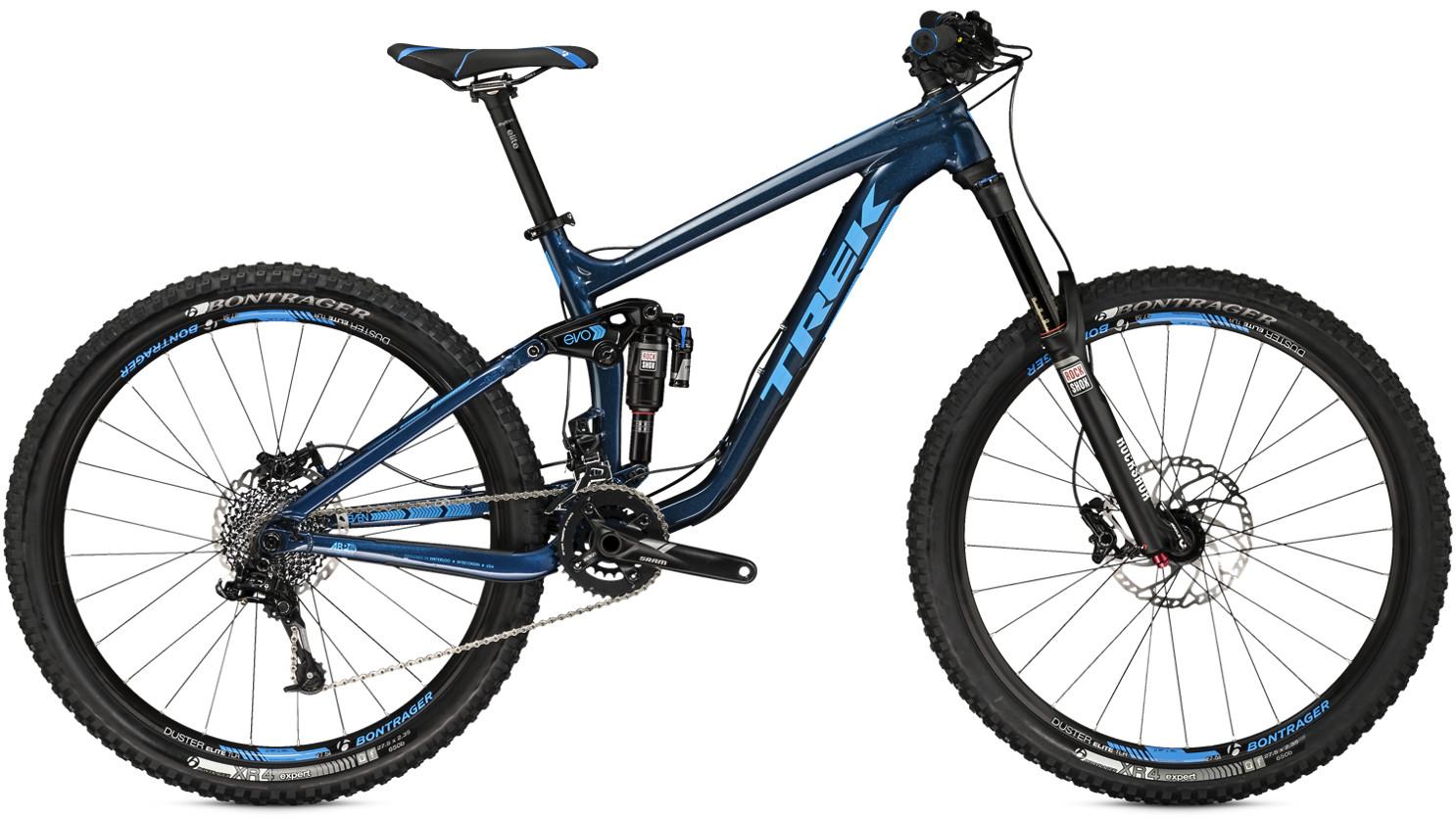 2015 Trek Slash 7 27 5 Bike Reviews Comparisons Specs