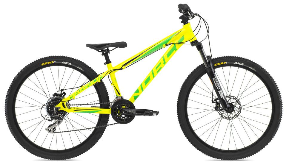 2015 Norco Magnum Bike Reviews Comparisons Specs Mountain