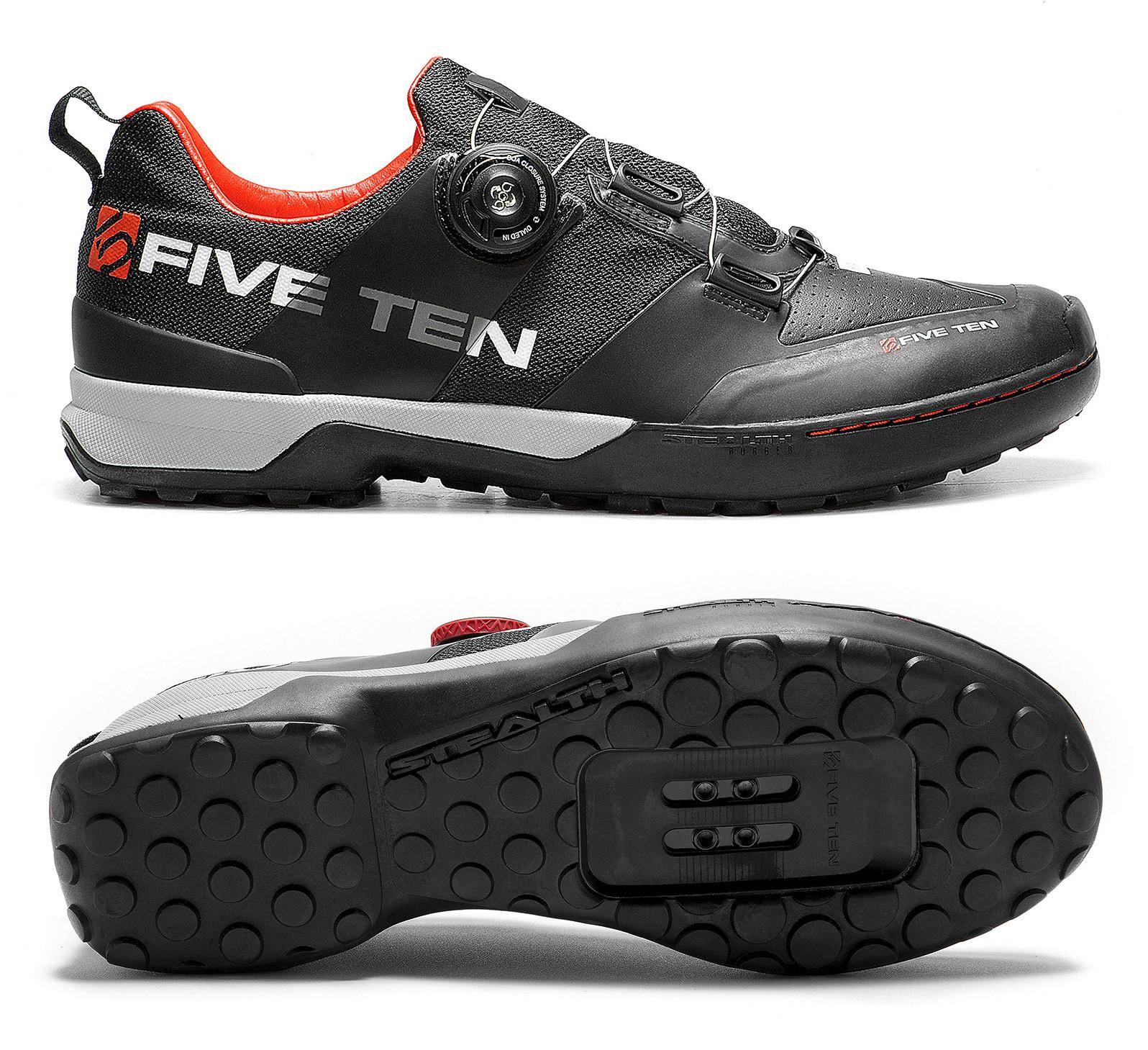 five ten kestrel clipless shoe reviews comparisons
