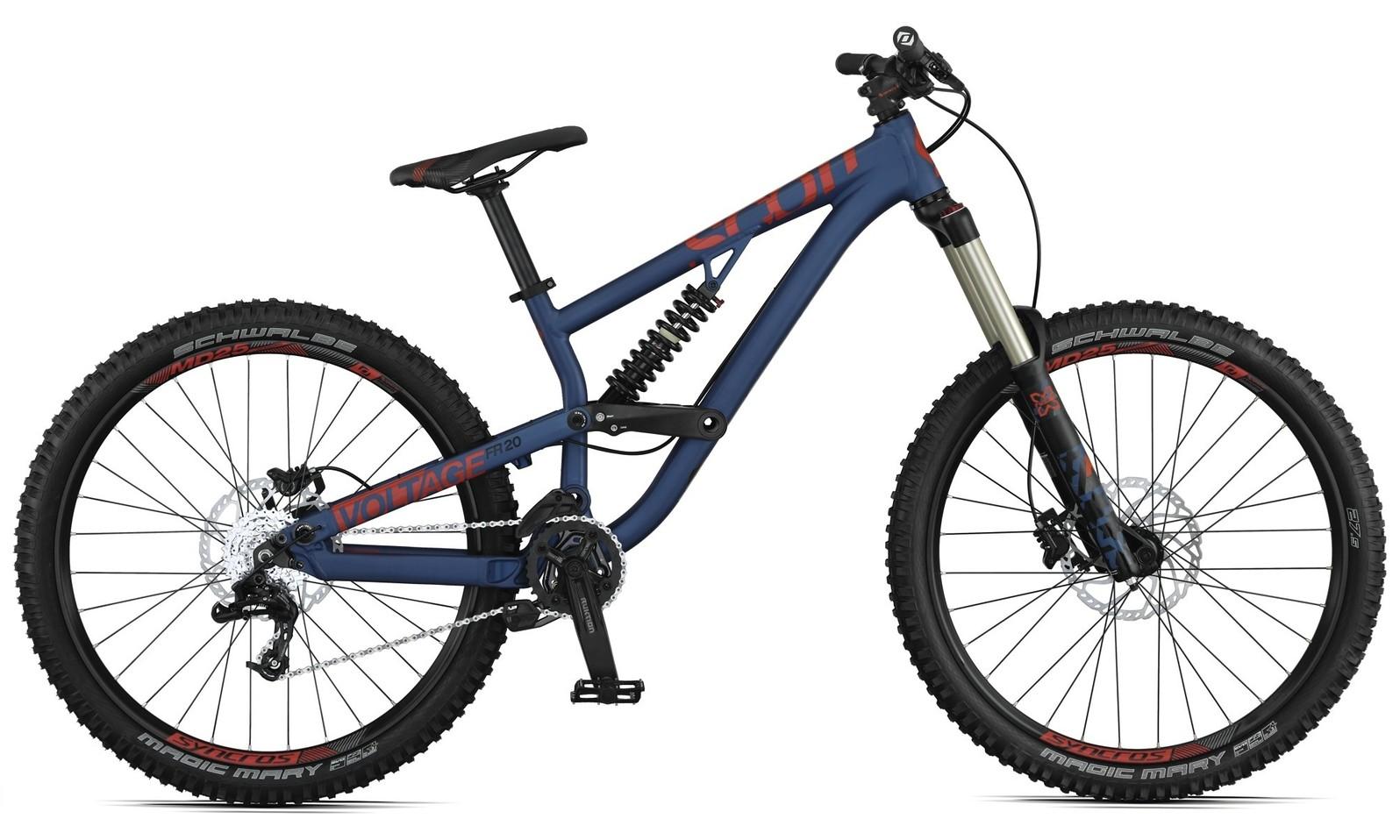 2015 Scott Voltage FR 730  Bike Scott Voltage FR 730