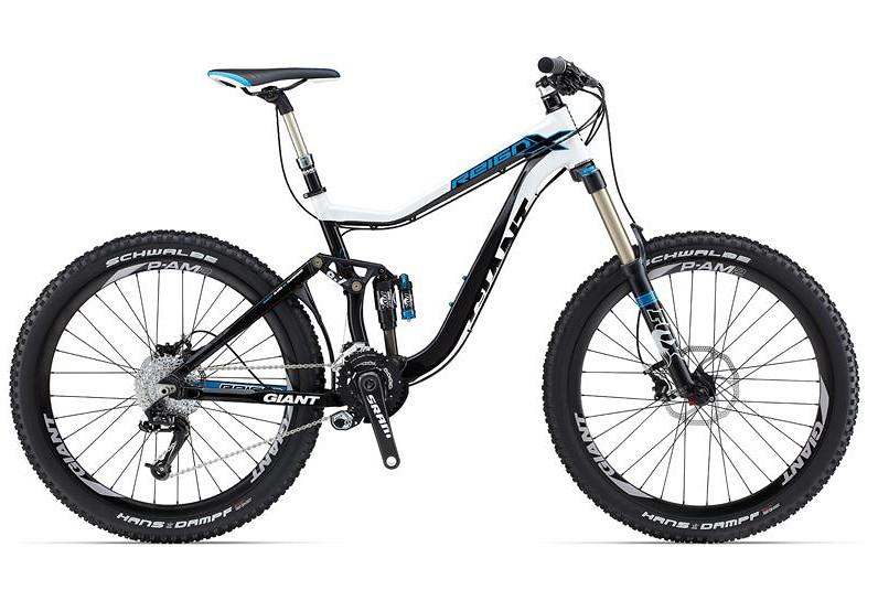 2013 Giant Reign X0 Bike 2013 Reign_X_0