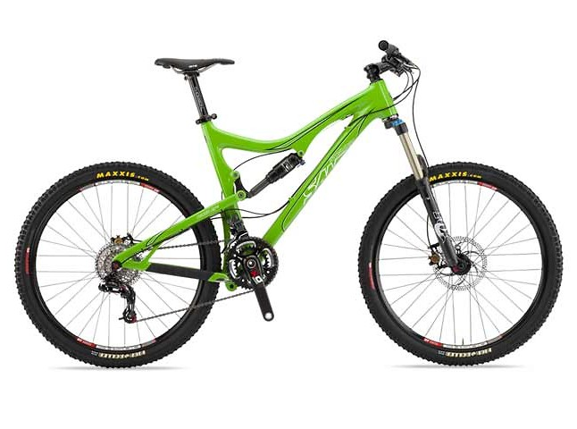 2011 Santa Cruz Blur LT Carbon All Mountain Bike 2011-santa-cruz-blur-carbon
