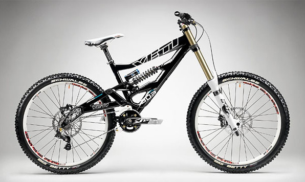 2010 Yeti 303-R DH Bike 303rdh