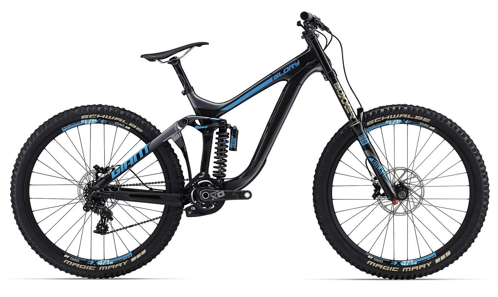 2016 Giant Glory Advanced 27.5 0 Bike 2016 Giant Glory Advanced 27.5 0
