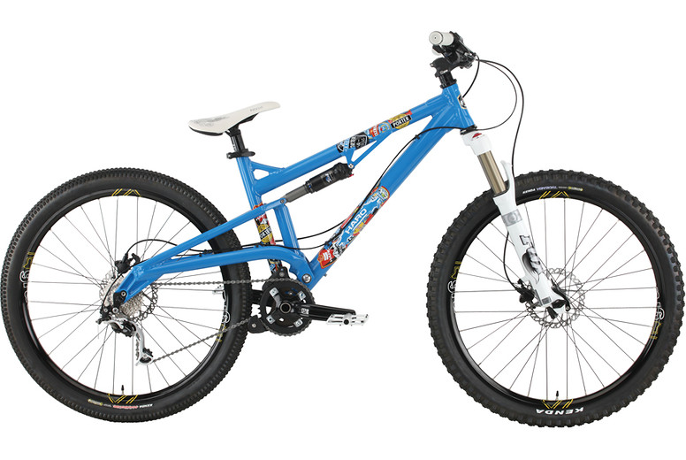 2010 Haro Porter Slopestyle Bike theporter_smurfyblue_1