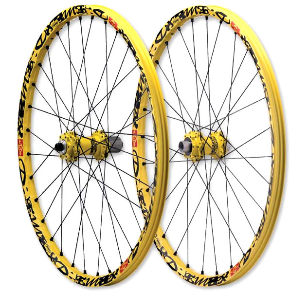 Mavic DeeMax Ultimate Complete Wheelset mavic