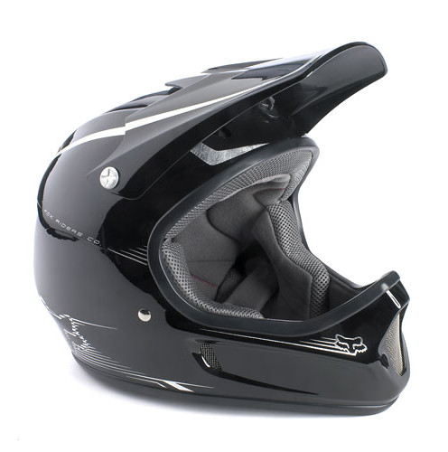 Fox Racing Rampage DH Full Face Helmet 2