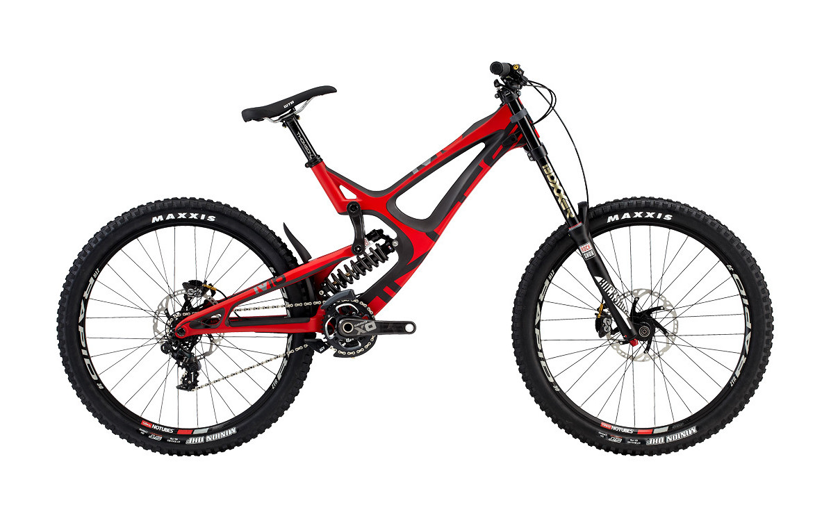 2016 Intense M16C Pro Build Bike M16-pro-RED-SIDE