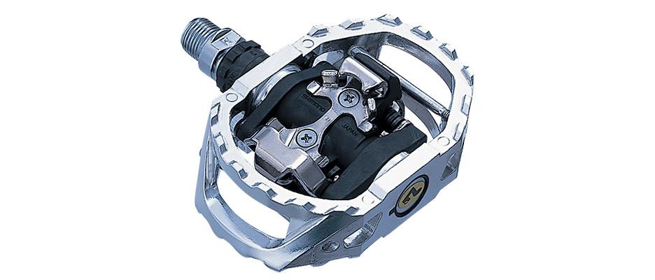 Shimano M545 Clipless Pedal SHIMANO M545 SPD Pedal
