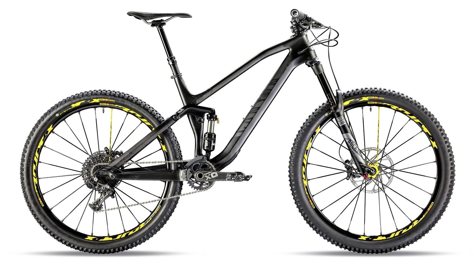 2016 Canyon Spectral CF 9.0 EX  2016 Canyon Spectral CF 9.0 EX Bike