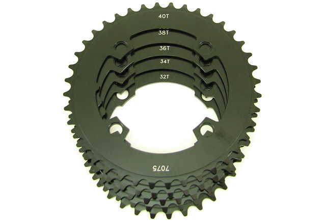 MRP Podium Chainring MRP Podium Chainrings.