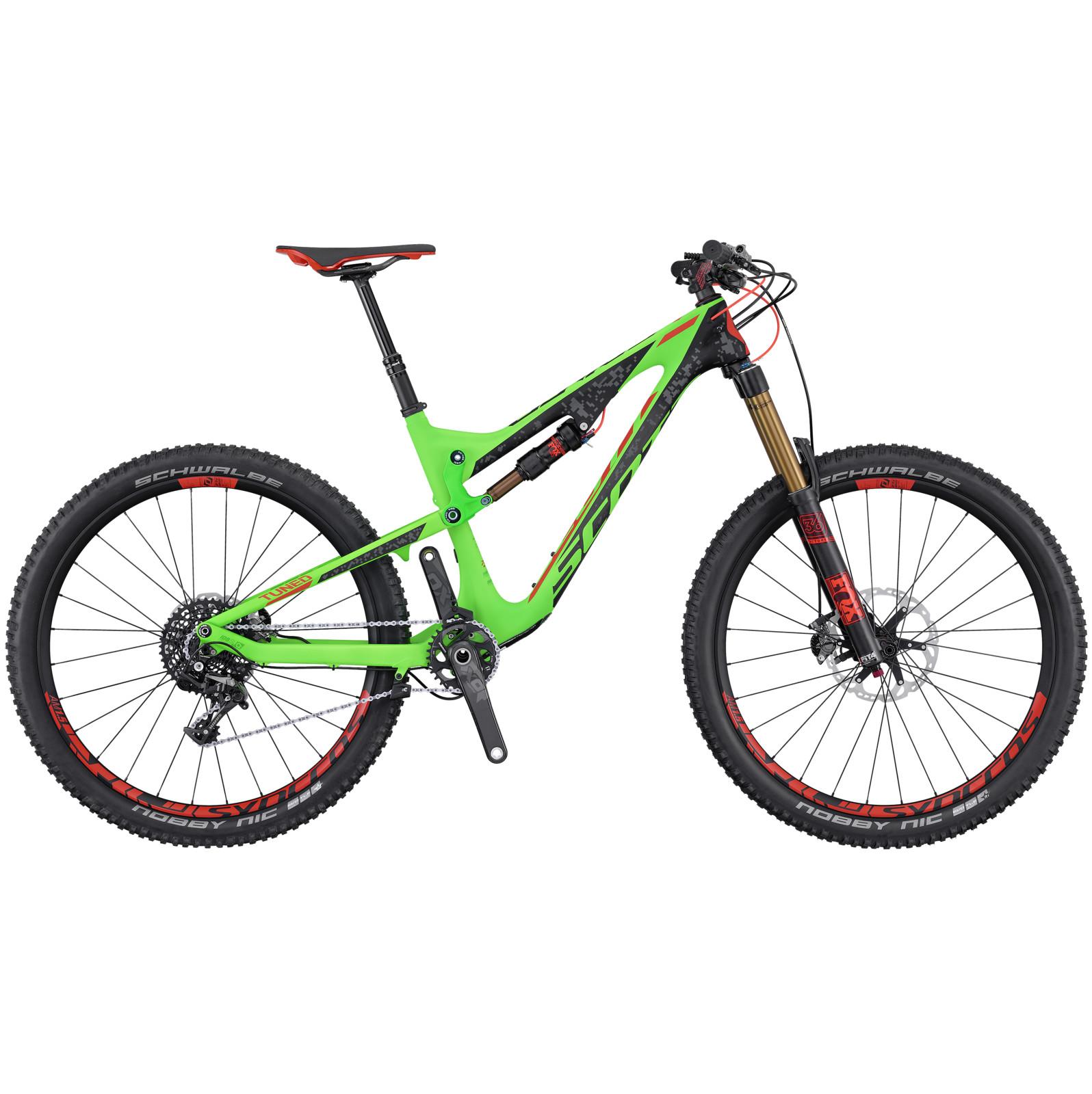 2016 Scott Genius LT 700 Tuned Bike - Reviews, Comparisons