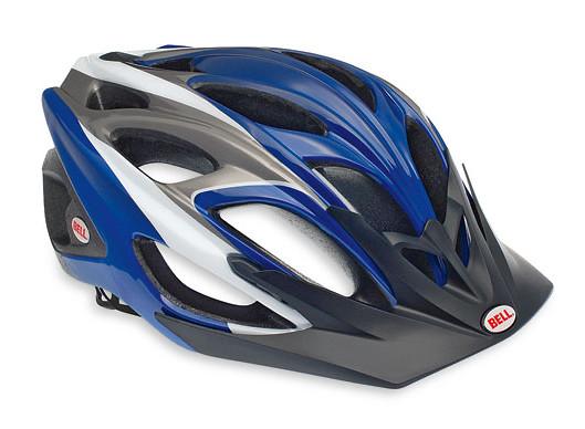 Bell Influx Open Face Helmet Influx Blue Titanium
