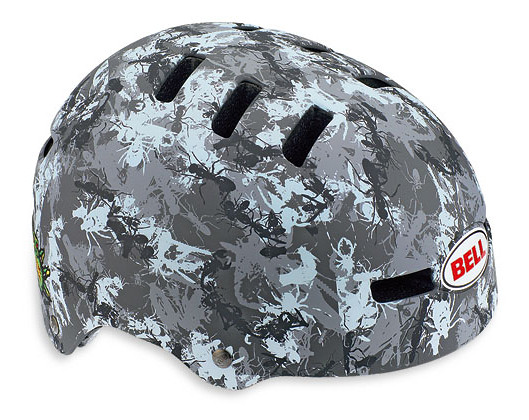 Bell Fraction Open Face Helmet Fraction Matte Titanium Bug Camo