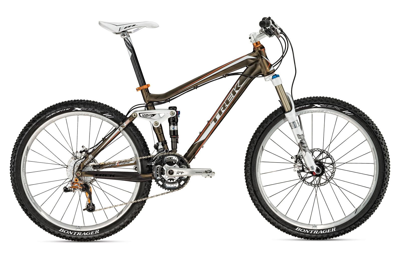 2010 Trek EX 9 Bike fuelex9_sepia